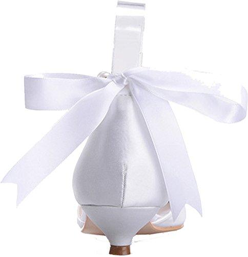 Salabobo Ballerine donna White