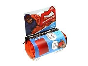 Mountain Equipment -Ultralite Bivi Bag- Biwaksack mit Schlafsackfunktion, 213x152 cm (2 Personen)