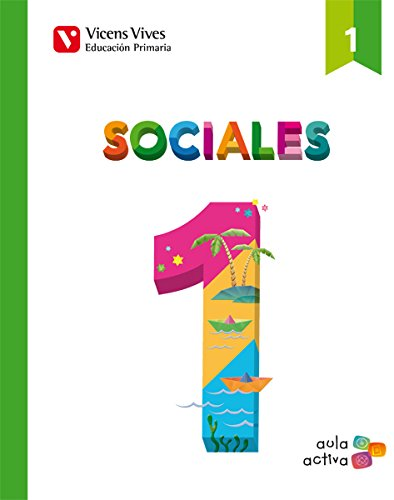 Sociales 1 (aula Activa) - 9788468220345
