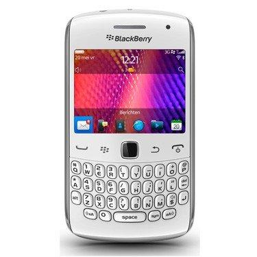 'Blackberry Curve 9360–Movistar débloqué, (QWERTY), (Écran 2,44480x 360, appareil photo 5MP, 0,5Go, processeur 600MHz, 512Mo de RAM, BlackBerry 7.0Wi-Fi),
