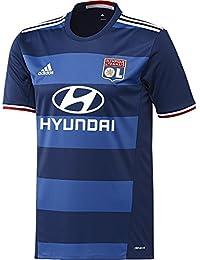 adidas Lyon A JSY Camiseta 2ª Equipación Olympique de Marsella 2015 16 d0f1c7e0ae08f