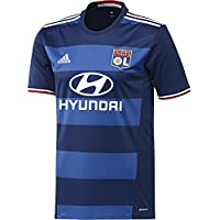 adidas Herren Olympique Lyon Replica Auswärtstrikot