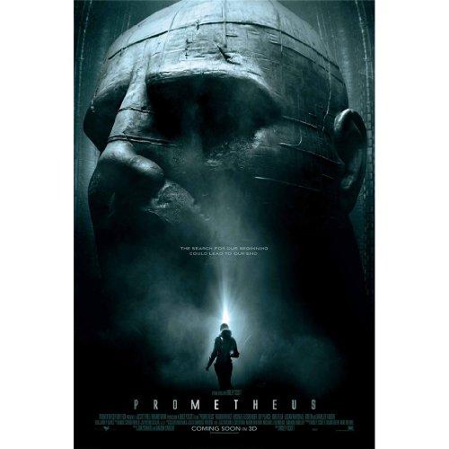 Prometheus Poster On Silk <60cm x 89cm, 24inch x 36inch> - Seide Plakat - 66DE79