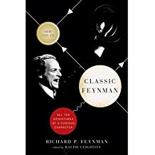 [( Classic Feynman: All the Adventures of a Curious Character [With CD] By Feynman, Richard Phillips ( Author ) Hardcover Nov - 2005)] Hardcover