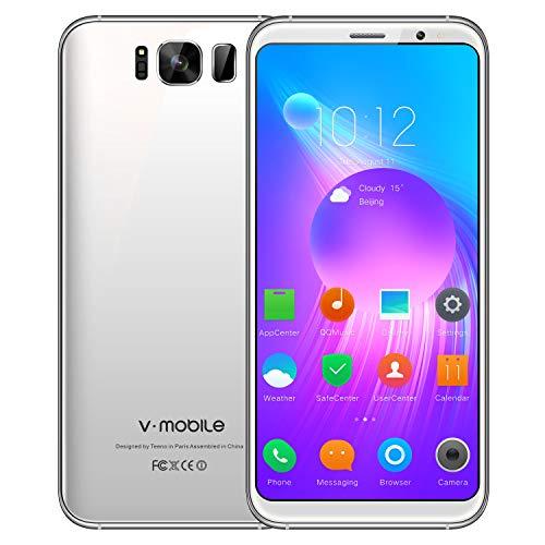 Telefonia smartphone offerte 4g v mobile s8 supporta 16gb for Offerte mobile