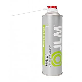 JLM Petrol Air Intake Cleaner 500ml PRO
