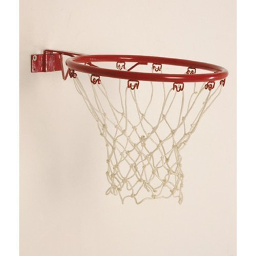 Sure Shot 505fixe Jardin Murale Netball & anneau de basketball et filet en nylon