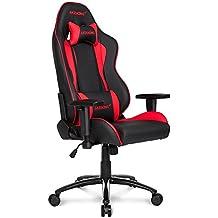 Ak Racing Nitro, Gaming Stuhl, rot/schwarz
