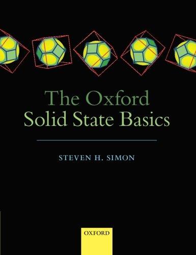 The Oxford Solid State Basics por Steven H. Simon