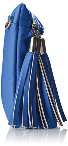 Boscha - Boscha, Sacchetto Donna Blau (Blau (blueberry))