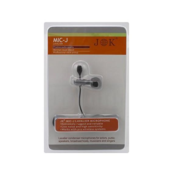 Pro-Lavalier-Lapel-Microphone-JK-MIC-J-044-for-Sennheiser-Wireless-Transmitter-Omnidirectional-Condenser-Mic