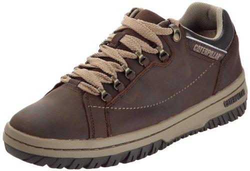 cat-apa-men-low-top-sneakers-brown-brown-8-uk-42-eu