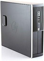 PC - HP Elite 8300 - Ordenador de sobremesa (Intel Core i5-3470, 3.2Ghz, 8GB de RAM, Disco 500GB HDD, Windows