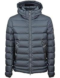 Peuterey - uomo FIDDLER CJ 01 215 giacca piumino blu con cappuccio - 27504 86e90a12b47