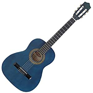 stagg konzertgitarre c530 3 4 blue musikinstrumente. Black Bedroom Furniture Sets. Home Design Ideas
