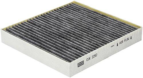 Mann Filter CUK2252 Filter, Innenraumluft adsotop
