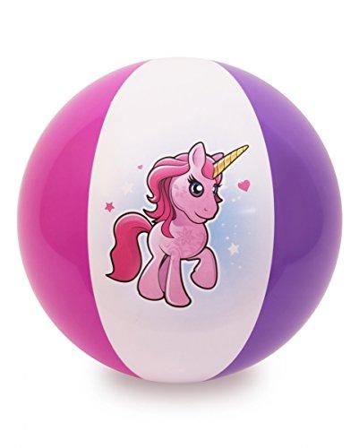 Horror-Shop Unicorn Wasserball mit Einhorn Motiv
