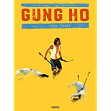 Gung Ho Tome 3: Cover Slumberland