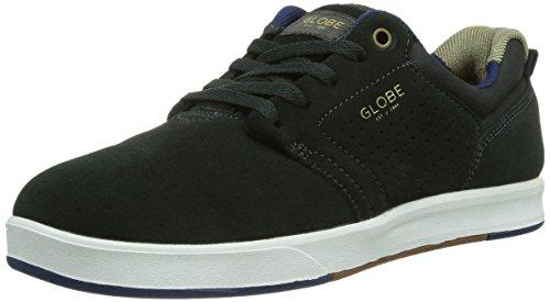 Globe Shinto, Chaussures de skateboard homme Gris (Vintage Black)