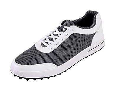 Zapatos Golf Malla Transpirable