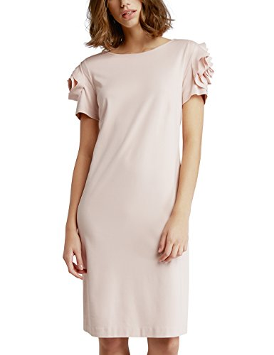 APART Fashion Damen Kleid 65295, Rosa (Mauve), 40