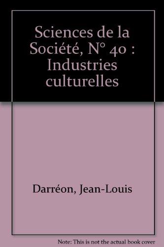 Industries culturelles et société de l'information