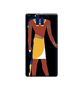 Ebby Premium Printed 3D Designer Back Case Cover For Huawei Honor 6 Plus (Premium Designer Cae)