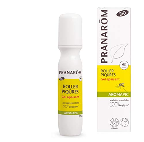 Pranarôm Aromapic Roller Stings Soothing Gel 15ml