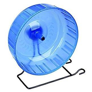 Trixie Plastic Exercise Wheel, 23 cm [Assorted Colors] 8