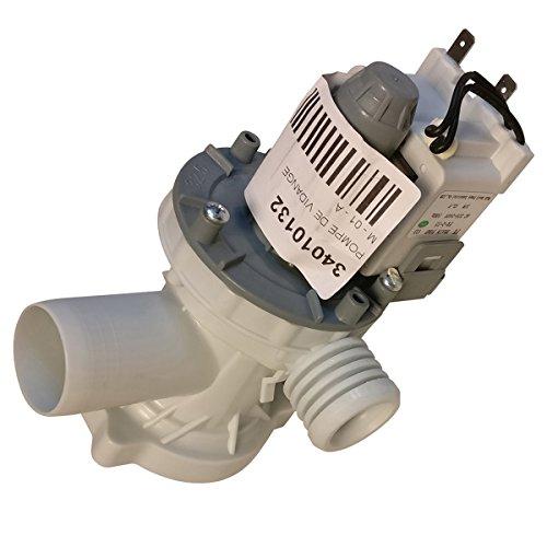 Pumpe für Waschmaschine - PROLINE, CURTISS, TECNOLEC, THOMSON