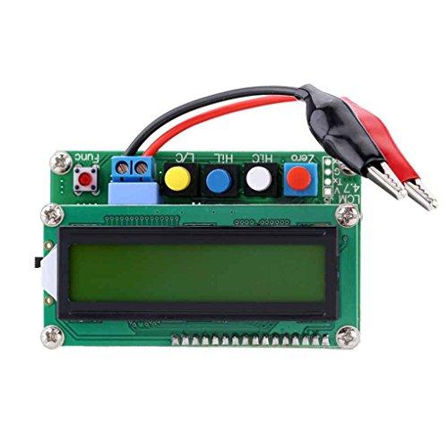 LC100-A Digital LCD Hohe Pr?zision Induktivit?t Kapazit?t L/C Meter Kondensator Test Mini USB-Schnittstelle censhaorme