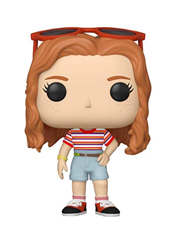 Funko- Figurines Pop Vinyl: Television: Stranger Things: Max Mall Outfit Collectible Figure, 38531, Multi