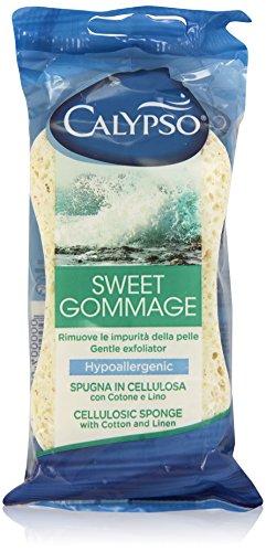 Calypso Sweet Gommage Éponge en cellulose, 1 pièce