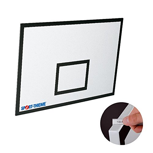 Basketball-Board aus MDF 180x120 cm, 21 mm