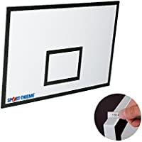 180x105 cm Sport-Thieme Basketball-Board aus GFK 37 mm