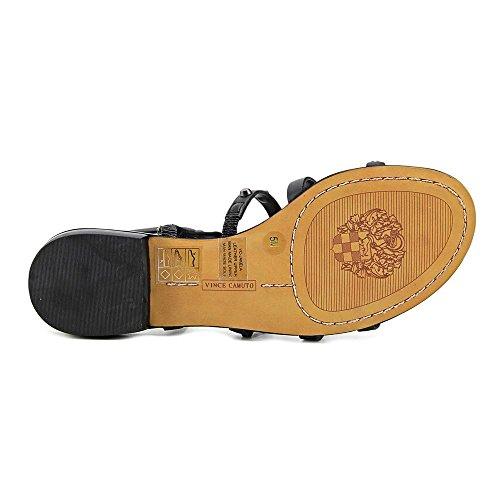 Sandale Leder Vince Gladiator Jakela Camuto Black nqnz4x1Z