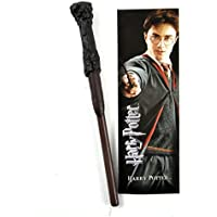 Noble Collection Harry Potter Wand Pen and Bookmark Set.