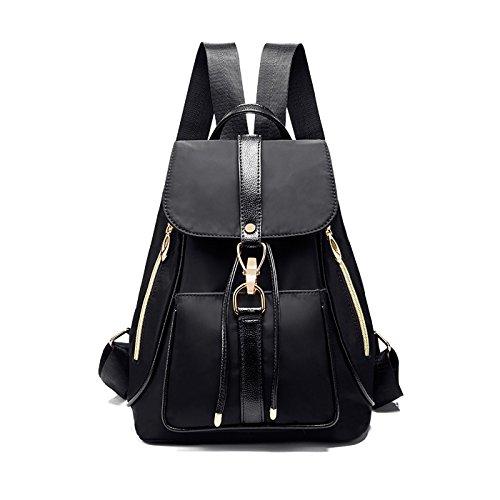 Coolives Damen Mini Fashion Rucksack aus leichtem Oxford-Tuch einfach zu vergleichen lässiger Rucksack zum Mädchen zum raus gehen