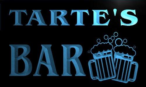 w039748-b TARTE Name Home Bar Pub Beer Mugs Cheers Neon Light Sign Barlicht Neonlicht Lichtwerbung - Bar-tarte