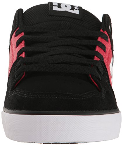 DC Shoes - Pure M Shoe - Sneaker, homme Red/black