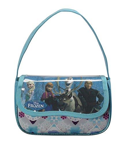 Safta 048420 frozen borsa a tracolla, colore: blu