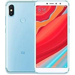 "Xiaomi Mi Redmi S2 15.2 cm (5.99"") 4 GB 64 GB Dual SIM 4G Blue 3080 mAh - Smartphone (15.2 cm (5.99""), 4 GB, 64 GB, 12 MP, Android 8.1, Blue)"