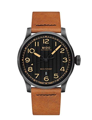Mido Multifort Herren-Armbanduhr 44mm Automatik M032.607.36.050.99