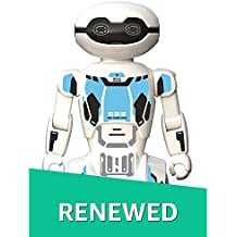 (Renewed) Silverlit Maze Breaker , Put it on The Maze(Included) & it Will find The Way Out.  an Inspiring Robot That enhances Kids' imaginations with More Than 8 Features, Free App for Extra Fun