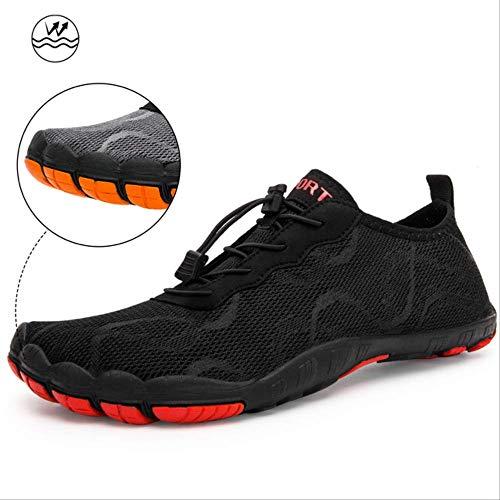 DFHTR Zapatos De Agua Zapatos Acuáticos para Mujer Zapatos De Playa Descalzos para Mujer Zapatos Aguas...