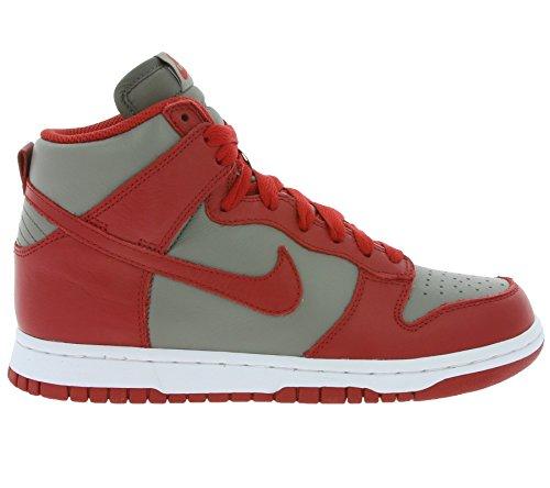 WMNS Nike Dunk SB Hei Rødt Hvit Sneakers Sko Nettbutikk Sko Nettbutikk