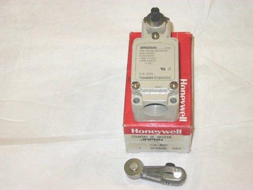 1LS-J550 Honeywell Begrenzungsschalter, 10 A, drehbar, mit Hebelarm, N.O./N.C. SPDT -