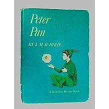 Peter Pan by J.M. Barrie (1957-09-12)