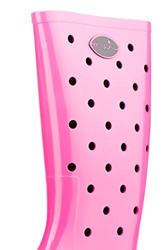 MEI Damens Original Gummistiefel Pink