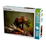 CALVENDO Puzzle Herbstliches Stillleben 1000 Teile Lege-Größe 64 x 48 cm Foto-Puzzle Bild von Nailia Schwarz